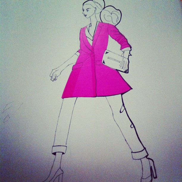 The_Perfect_Symmetry_Fashion_Illustration